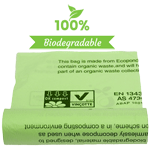 Biodegradable Refuse Bags