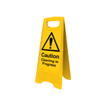 Floor Safety Signs