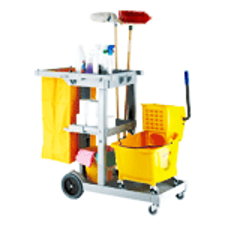 Janitor Carts & Trolleys