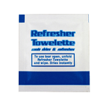 Refresher Towelettes