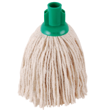 Catering Supplies Socket Mop Head PY 14 Green