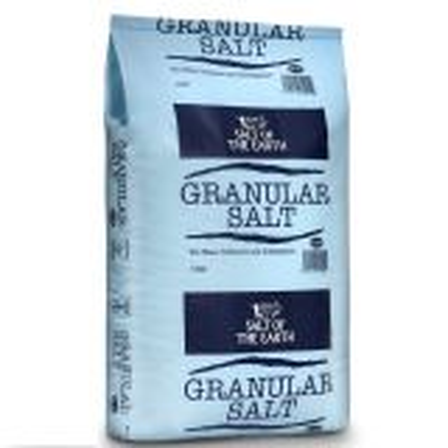 25Kg Granular Salt- For Water Softeners & Dishwashers