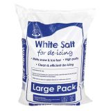 Rock De-Icing Salt 25kg White
