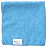 Catering Supplies Microfiber Cloths Blue