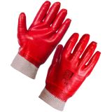 Catering Supplies PVC Fully Coated Knitwrist Gloves 7""