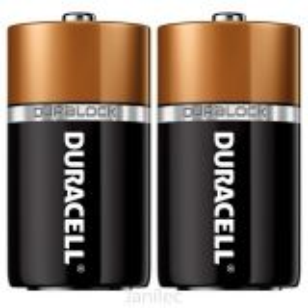 """Batteries Alkaline """"C"""""""