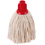 Catering Supplies Socket Mop Head PY 12 Red