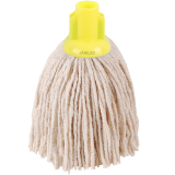 Catering Supplies Socket Mop Head PY 14 Yellow