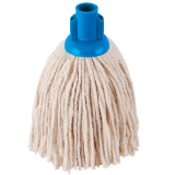 Catering Supplies Socket Mop Head PY 14 Blue