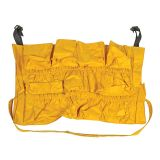 Caddy Bag for Folding Waste Cart 10 pocket