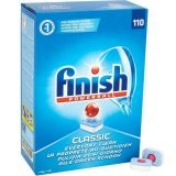 Finish 3 In 1 Classic Dishwasher 110 Tabs