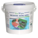 Mechanic Hand Wipes Abrasive
