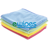 Catering Supplies Microfibre Cloths Assorted Colours