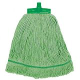 Stayflat Changer Mop Head Small 12oz Green With Scourer