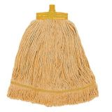 Stayflat Changer Mop Head Small 12oz Yellow With Scourer
