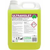 Ultraviolet Perfumed Cleaner and Disinfectant