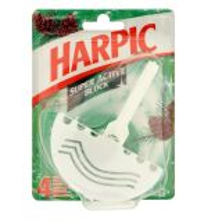 Harpic Super Active Rim Block