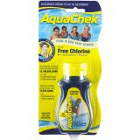 AquaChek Free Chlorine Pool & Spa Test Strips