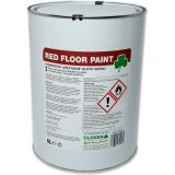 Floor Sealant Red Paint