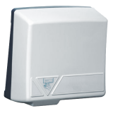 SoftDry Hand Dryer Automatic White