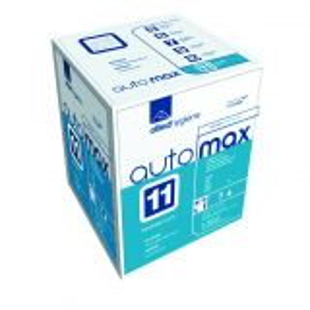 Automax 11 Polypropylene Solvent Wipe Blue