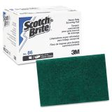 No.86  Scotch-Brite 3M Heavy Duty Scouring Pad- Pack of 10