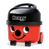 Numatic HVR160 Henry Red Compact Vacuum Cleaner 230v
