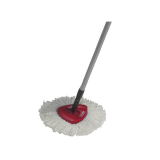 Vileda UltraSpin Ready To Go Mop Kit Red