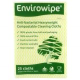 Natural Anti-bacterial Compostable Cloths Yellow