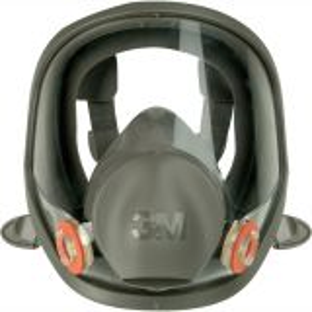 3M 6900 Reusable Full Face Mask Large