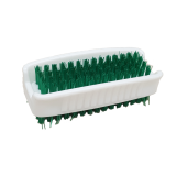 Janilec Double Sided Nail Brush Green
