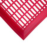 """Coba Leisure & Pool Area Safety PVC Mat Red 0.60m x 1.2m 47"""""""