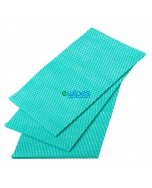 Catering Supplies Viscose Wipes Green