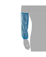 Catering Supplies Oversleeves Polythene Blue