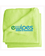 eWipe Microfibre Cleaning Cloths- Green Quantity: 5