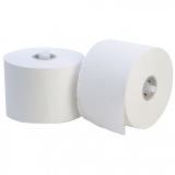 eMatic 2 Ply Toilet Tissue White