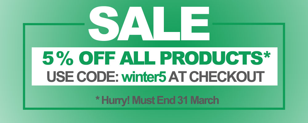 Catering Supplies Winter Offer