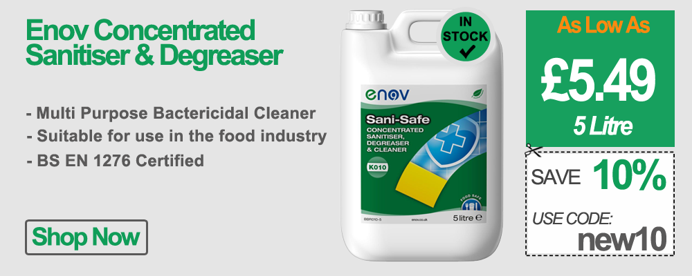 Enov Kitchen Cleaner Sanitiser