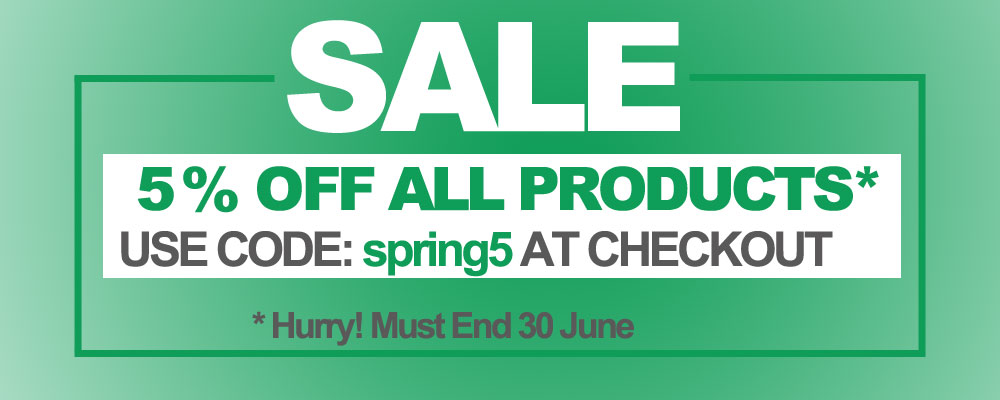 Catering Supplies Spring Offer